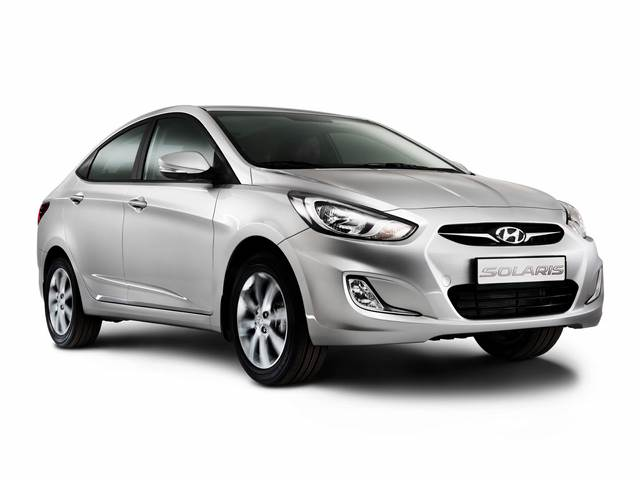 Hyundai Solaris 1.4 AT